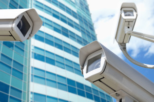Surveillance Cameras deployed by Aicent Security Singapore