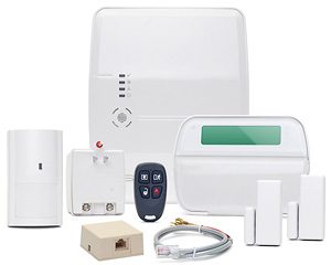 Wireless Alarms Security Supplied by Aicent Singapore